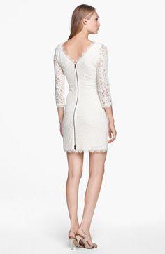 Diane von Furstenberg 'Zarita' Lace Sheath Dress   Nordstrom