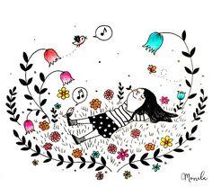 Primavera,i ghirigori di Monila,Paroladordine
