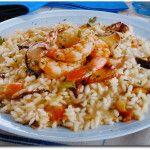 Risotto Mare e Monti #italianrecipes #italianfood #ricetteitaliane #foodphotography #foodideas