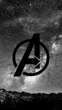 Druga część tapet Avengers ^^ # Losowo # amreading # books # wattpad - Grace Home Films Marvel, Marvel Art, Marvel Memes, Marvel Comics, Marvel Logo, The Avengers, Die Rächer, Iron Man Wallpaper, White Wallpaper
