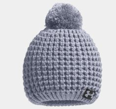 Girls' ColdGear® Infrared Alpine Beanie.... to figure our a pattern for myself !!