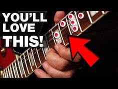 Having so much fun with a scale should be illegal! Especially when it sounds as cool as this one! Hold on to your hats, because if you love old Spaghetti Wes. Easy Guitar Songs, Guitar Tips, Music Guitar, Cool Guitar, Playing Guitar, Basic Guitar Lessons, Music Lessons, Guitar Chords And Scales, Guitar Chord Progressions