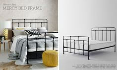 'Mercy' Bed Frame | Adairs