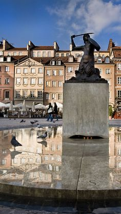Old Town Market Place, Warsaw, Poland Do you know how you can register a #company in #Poland? http://www.companyincorporationpoland.com/register-company-poland