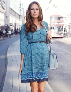 49 Luxury Maternity Outfits Ideas For Summer And Spring – Schwanger Kleidung Beautiful Maternity Dresses, Maternity Dress Outfits, Stylish Maternity, Maternity Wear, Maternity Fashion, Stylish Pregnancy, Summer Maternity, Pregnancy Fashion, Maternity Styles
