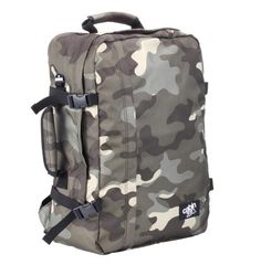 Classic 44L Camouflage Collection New York Winter, Cabin Bag, Cabin Lighting, Black 13, Black Backpack, Travel Bags, Camouflage, Urban, Backpacks