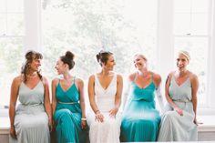 Rachel + Glyndon // Bellingham, WA Wedding