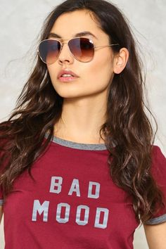 Who's That Girl Aviator Fashion Glasses