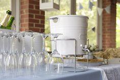 Beautiful Tea Party Baby Shower in Blue & White by Charlotte Jarrett Events via www.babyshowerideas4u.com #babyshowerideas4u