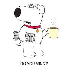 In it is illegal to kill a dog using a decompression chamber. Brian Family Guy, Family Guy Tv, Family Guy Cartoon, Family Guy Funny, Cartoon Characters Sketch, Cartoon Tv Shows, Cartoon Drawings, Griffin Dog, Griffin Family