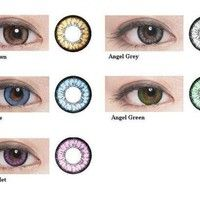 Geo Angel Series Circle Lenses Colored Contacts Cosmetic Color Lens Eyecandy S Eye