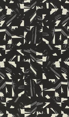Cutout - NEW from HBF Textiles Winter 2015 collection by Elodie Blanchard