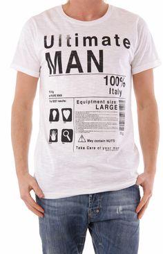 #t-shirt #uomo #absolutjoy