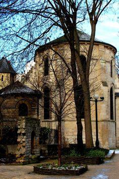 Église Saint Julien le Pauvre, 79 rue Galande, Paris V   France