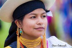 La hermosa gente de Otavalo. Los otavaleños, una de las razas más ...
