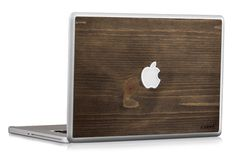 Wood MacBook Skins by Karvt | Cool Material