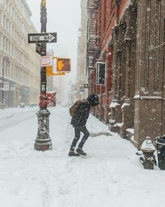 New Yorkers don't stay home for anything
