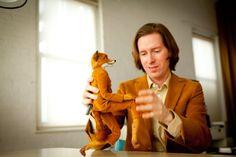 Wes Anderson (Director / Magic Maker)