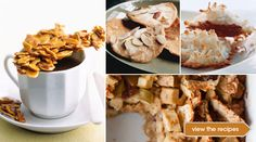 Kosher Desserts for Passover Dessert recipes to sweeten your seder | This Passover, your seder guests can look forward to flourless pecan cookies, fudge brownies, chocolate-dipped macaroons, fruit paste candies, and a lemon cheesecake that are heavy only on delicious flavor.