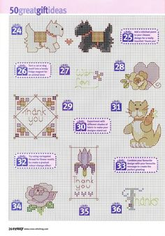 Gallery.ru / Фото #10 - Cross Stitch Crazy 094 - WhiteAngel