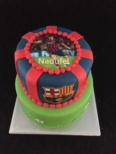 Messi taart
