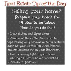 Home Selling tips. #homesellingtips, #realtor