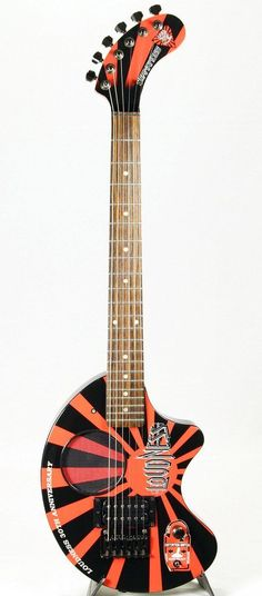 Fernandes ZO-3 LOUZOU LOUDNESS 30th Anniversary Guitar | Musical Instruments & Gear, Guitars & Basses, Electric Guitars | eBay!