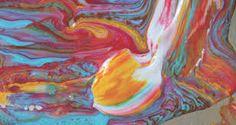 Картинки по запросу mixed media painting techniques acrylic