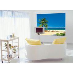 Fototapete Seychellen 270x194 cm