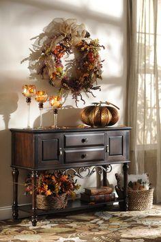 Get the feeling of fall everywhere #kirklands #seasonaldecor