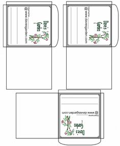 Printable seed packets Templates Printable Free, Printable Labels, Printable Paper, Free Printables, Seed Packet Template, Seed Bombs, Garden Labels, Seed Packaging, Garden Planner