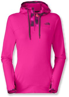 At REI Outlet: The North Face Cypress Half-Zip Hoodie—Perfect for the Weekend!