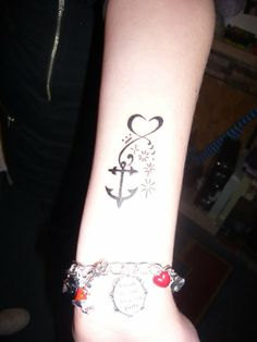 Anchor Tattoos For Women | Kecebong Blog Tattoo: Tattoo Ideas By Alvin Mcdonald - Click for More...