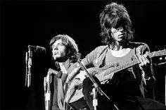 Peter Green & Fleetwood Mac 1976 ) video r Keith Richards, The Rolling Stones, Bethnal Green, Peter Green Fleetwood Mac, Black Magic Woman, Blues Artists, Music Artists, Progressive Rock, Gibson Les Paul