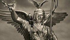 Der Himmel uber Berlin/Wings of Desire.the angel Damiel above Berlin (Bruno Ganz) Berlin Spree, Wings Of Desire, Film Images, Great Films, Cool Countries, Computer Wallpaper, Film Stills, Movie Tv, German