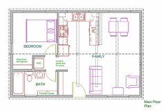 20x30 floor plan