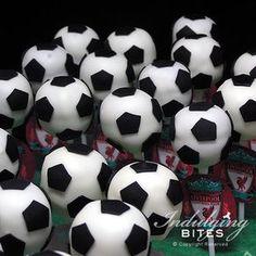Cake Pops - Football
