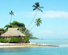 Bangalô do InterContinental de Moorea - Ilhas da Sociedade, Polinésia Francesa