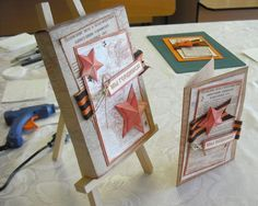 Открытка к 9 мая своими руками: мастер-класс по изготовлению открытки ветеранам ко Дню Победы