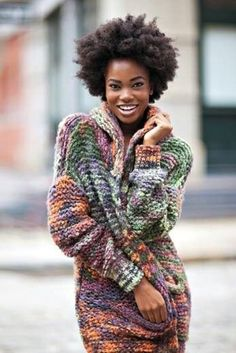 Many African-American women are looking for the best natural short hair styles. Check out the 60 most popular Afro hairstyles for natural hair. My Hairstyle, Afro Hairstyles, Big Hair, Your Hair, Short Hair, Curly Hair Styles, Natural Hair Styles, Natural Beauty, Pelo Natural