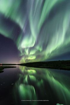Sometimes it pays off to get wet :) or what do you think ? Here is one of many to come from this evening. Northan Lights, Pictures Of Beautiful Places, Beautiful Sky, Beautiful Space, Sky Sea, Sea World, Science And Nature, Natural Wonders, Belle Photo