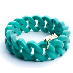 Signature Bracelet Teal, $20, now featured on Fab.