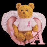 Oh my Alfabetos!: Alfabeto de ositas contra el cáncer de mama.