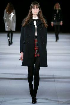 Saint Laurent/ Colección Otoño-Invierno 2014 - París Fashion Week