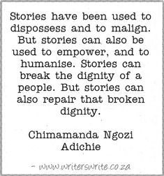 Frase do livro americanah more great quotes from this awesome book find out more about the author here writers write offers the best writing courses in south africa writers write write to communicate fandeluxe Images