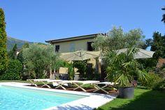 Villa in Vendita a Camaiore Lu Toscana - Riferimento Villa La Palma