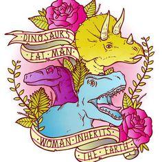 #misandry #dinosaurs