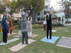 Yoga Body Detox Retreat in India, May 2013