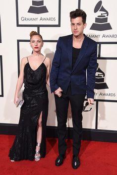 Josephine de la Baume e Mark Ronson (Foto: Getty Images)
