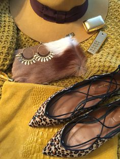 Mustard! Chanel Ballet Flats, Mustard, Shoes, Style, Fashion, Mustard Plant, Moda, Zapatos, Chanel Ballerina Flats